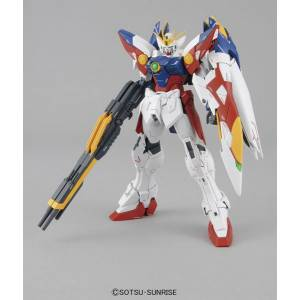 Mobile Suit Gundam Wing - Wing Gundam Proto Zero EW Ver. Plastic Model [1/100 MG / Bandai]