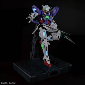 Gundam 00 (Double O) - Gundam Exia (Lighting Model) Plastic Model [1/60 PG / Bandai]