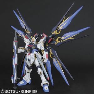 Gundam Seed Destiny - Strike Freedom Gundam Plastic Model [1/60 PG / Bandai]