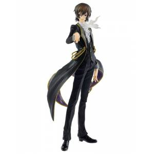 CODE GEASS: LELOUCH OF THE REBELLION - EXQ FIGURE LELOUCH LAMPEROUGE [Used]