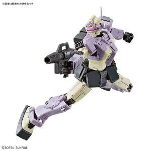 Mobile Suit Gundam The Origin - GM Intercept Custom Plastic Model [1/144 HG / Bandai]
