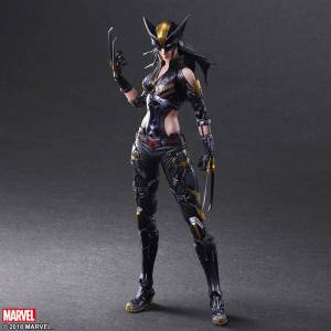 MARVEL UNIVERSE - X-23 [Variant Play Arts Kai]