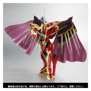 Code Geass OZ the Reflection - Lancelot Grail - Limited Edition [Robot Damashii (side KMF)]