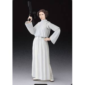 FREE SHIPPING - Star Wars: Episode IV A NEW HOPE - Princess Leia [SH Figuarts]