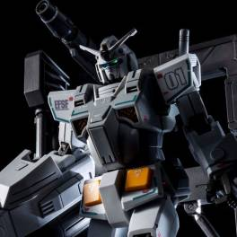 Mobile Suit Gundam The Origin - Heavy Gundam (Roll Out Color) Plastic Model Limited Edition [1/144 HG / Bandai]