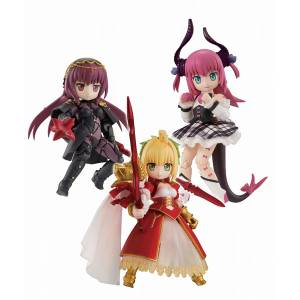Desktop Army - Fate/Grand Order Vol.2 3 Pack BOX - Reissue [Megahouse]