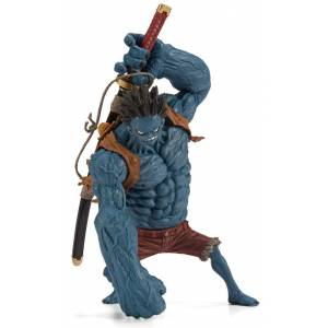 ONE PIECE - SCULTURES ZOUKEIOU CHOUJO KESSEN 3 NIGHTMARE LUFFY