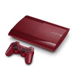 PlayStation 3 Super Slim 250GB Garnet Red [brand new]