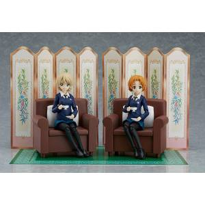 Girls und Panzer das Finale - Darjeeling & Orange Pekoe Set [Figma 406]