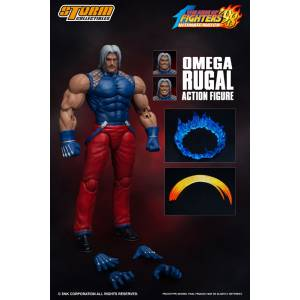 THE KING OF FIGHTERS '98 ULTIMATE MATCH - Omega Rugal [Storm Collectibles Toys]