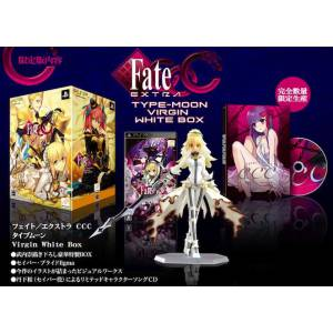 Fate / Extra CCC Type Moon - Virgin White Box Edition Limitée [PSP]