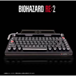 Resident Evil 2 / BIOHAZARD RE: 2 x Qwerkywriter S LEXINGTON Inc. Vintage Typewriter Bluetooth Keyboard [Goods]