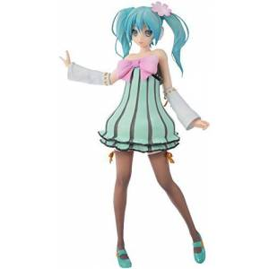 HATSUNE MIKU PROJECT DIVA ARCADE FUTURE TONE - SUPER PREMIUM FIGURE - Hatsune Miku - Colorful Drop [Sega]