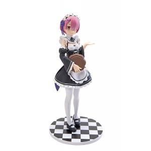 RE:ZERO - STARTING LIFE IN ANOTHER WORLD - PREMIUM FIGURE - RAM [Sega]