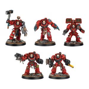 Warhammer 40,000 Space Marine Heroes Series 2 6 Pack BOX [MAX Factory]