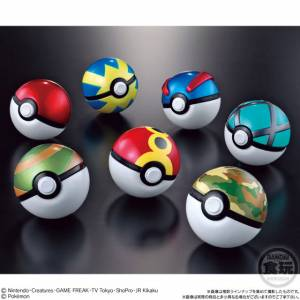 Pokemon Ball Collection SUPER 8 Pack BOX [Goods]