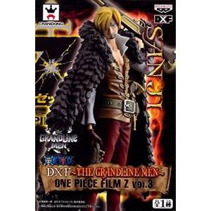 ONE PIECE DXF - THE GRANDLINE MEN - FILM Z Vol.3 SANJI BATTLE SUIT VER. [Banpresto]