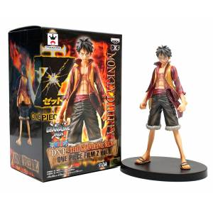 ONE PIECE DXF - THE GRANDLINE MEN - FILM Z Vol.1 LUFFY [Banpresto]