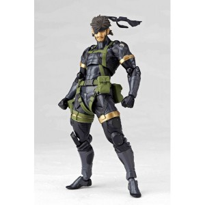 Metal Gear Solid Peace Walker - Naked Snake [Revoltech 131]