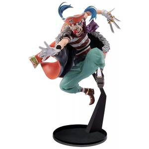ONE PIECE - SCULTURES ZOUKEIOU CHOUJO KESSEN 4 VOL.4 BUGGY [Banpresto]