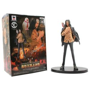 ONE PIECE - SCULTURES ZOUKEIOU CHOUJO KESSEN VOL.4 ROB LUCCI [Banpresto]