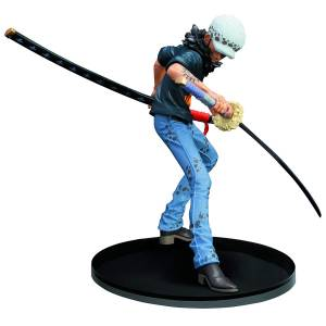 ONE PIECE - SCULTURES ZOUKEIOU CHOUJO KESSEN 3 VOL.6 TRAFALGAR LAW [Banpresto]