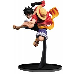 ONE PIECE - SCULTURES ZOUKEIOU CHOUJO KESSEN 6 VOL.3 LUFFY [Banpresto]