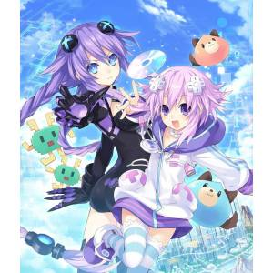 Hyperdimension Neptunia ReBirth1+ - Limited Edition [PS4-Used]
