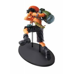 ONE PIECE - SCULTURES ZOUKEIOU CHOUJO KESSEN 4 VOL.7 PORTGAS D. ACE [Banpresto]