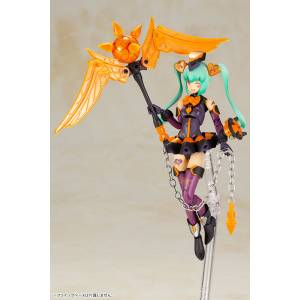 Megami Device Chaos & Pretty Magical Girl DARKNESS Plastic Model [Kotobukiya]