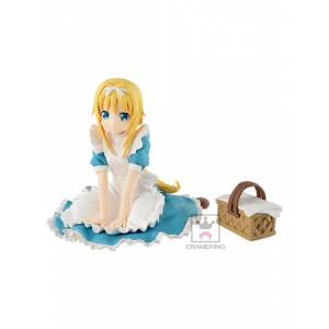 SWORD ART ONLINE : ALICIAZATION - ALICE SCHUBERG - EXQ FIGURE [Banpresto]