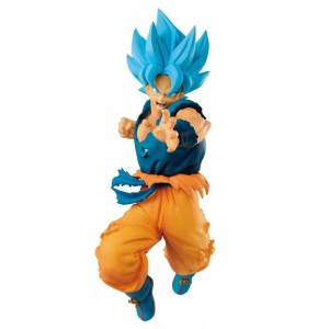 DRAGON BALL SUPER BROLY - SON GOKU SSJ GOD SS - ULTIMATE SOLDIERS THE MOVIE [Banpresto]