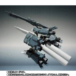 Gundam Sentinel - S Gundam Option Parts Booster Unit Limited Edition [Metal Robot Spirits Side MS]