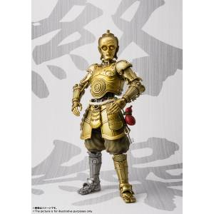 Star Wars - Meishou MOVIE REALIZATION - C-3PO Honyaku Karakuri [Bandai]