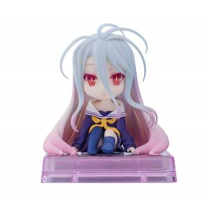 No Game No Life - Shiro - Smartphone Stand Bishoujo Character Collection 11 [PULCHRA]