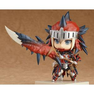 Monster Hunter: World Female Hunter Rathalos [Nendoroid 993]