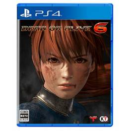 DEAD OR ALIVE 6 - Standard Edition (English Included) [PS4]