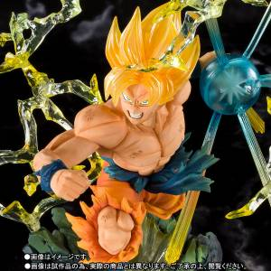 Dragon Ball Z - Super Saiyan Son Goku - The Burning Battles Limited Edition [Figuarts ZERO]