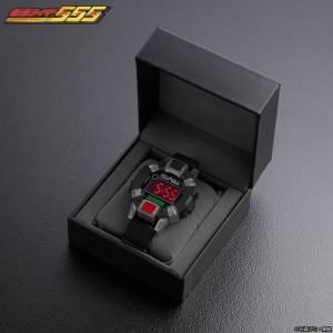 Kamen Rider 555 Faiz Axel Transformation Watch Limited Edition [Goods]