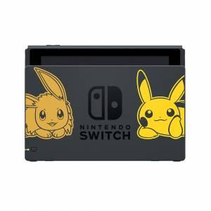 Nintendo Switch Dock Pokemon: Let's Go, Eevee! / Pokemon: Let's Go, Pikachu! Limited Edition [Switch]