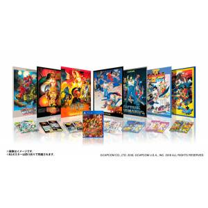 FREE SHIPPING - Capcom Belt Action Collection - Collector's Box [PS4]