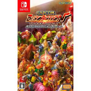 Capcom Belt Action Collection [Switch]