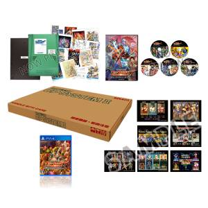Capcom Belt Action Collection Limited BOX e-Capcom Limited EDITION [PS4]