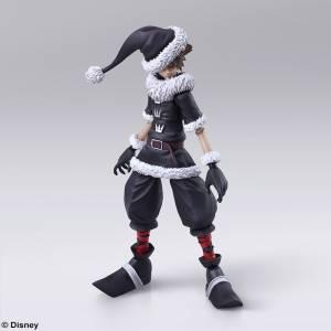 Kingdom Hearts II - Sora - Bring Arts - Christmas Town ver.  [BRING ARTS / Square Enix]