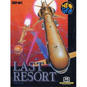 Last Resort [NG AES - Used Good Condition]