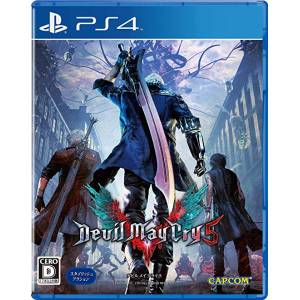 Devil May Cry 5 - Standard Edition [PS4]