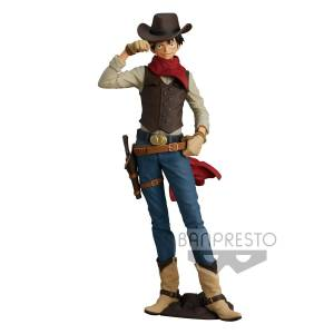 One Piece - Treasure Cruise World Journey Vol.1 - Monkey D Luffy [Banpresto]