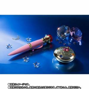 Sailor Moon - Transformation Brooch & Disguise Pen Set - Limited Edition [PROPLICA]