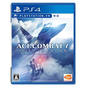 FREE SHIPPING - ACE COMBAT 7: SKIES UNKNOWN - Standard Edition (English Included) [PS4]