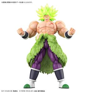 Super Saiyan Broly Full Power [Figure-rise Standard]